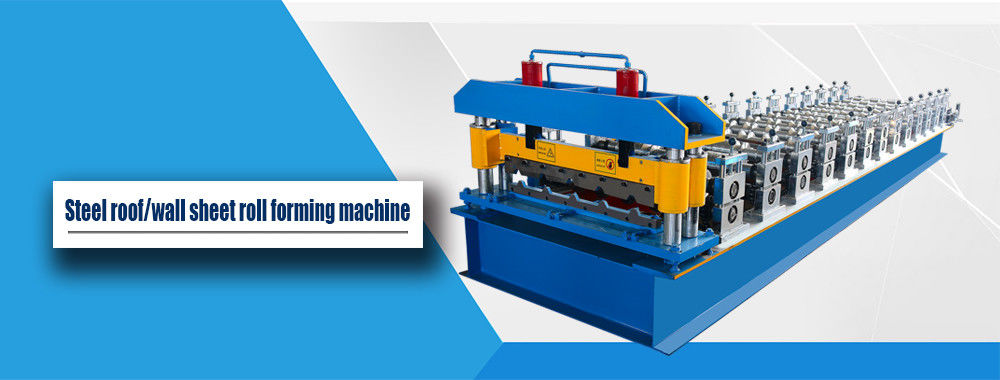 China best Glazed Tile Roll Forming Machine on sales