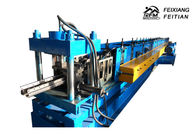 China Hydraulic Press Type Cable Tray Forming Machine , Cable Tray Making Machine For Shelves factory
