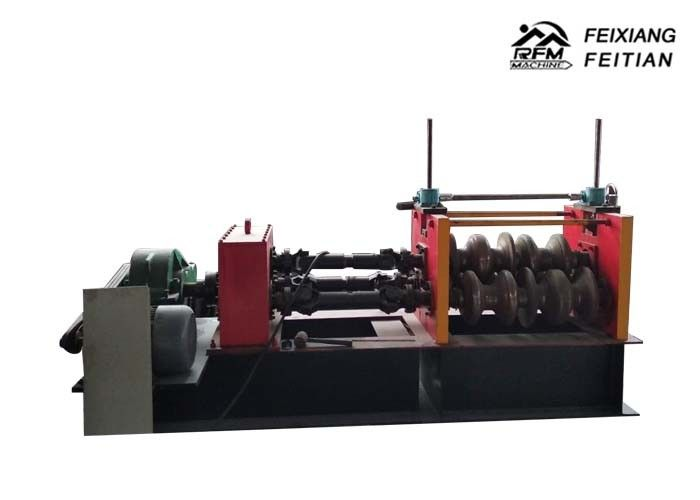 High Speed Guard Rail Bending Machine , Highway Guardrail Forming Machine