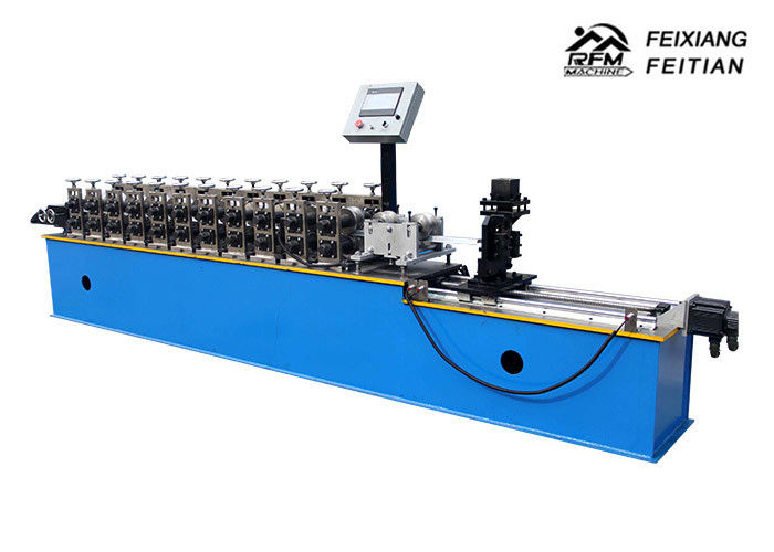Reliable Metal Stud And Track Roll Forming Machine C U Purlin Channel Truss Furring