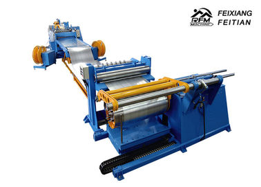 China Professional Cutting And Slitting Machine HR CR SS GI Steel Coil Slitting Machine  factory