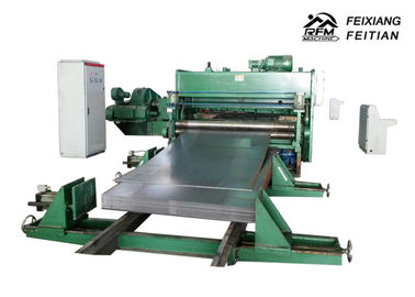 China 3 - 10mm Sheet Metal Flattening Machine FX-10 With Automatic Control System factory