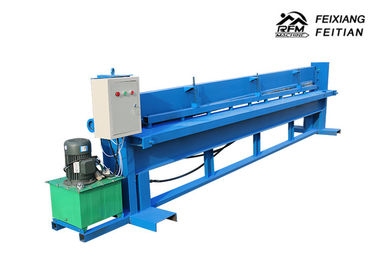 China Steel Iron Plate Cutting And Slitting Machine Manual Hydraulic Shearing Machine factory