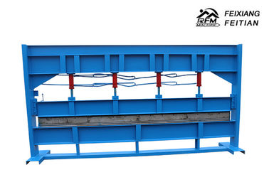 China Custom CNC Sheet Metal Bending Machine , Acrylic Manual Plate Bending Machine factory