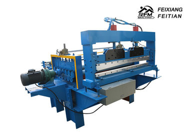 China Fully Automatic Leveling / Cut To Length Machine , Steel Slitting Machine For Auto Parts factory