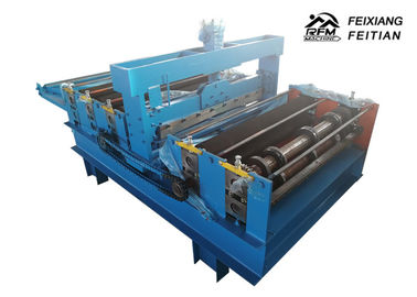 China Simple Type Steel Cutting And Slitting Machine 10m/Min Speed With Stable Running factory