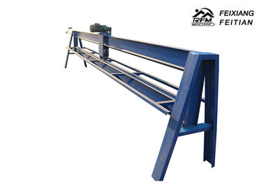Steel Metal Cold Roll Forming Machine / Integrated Lock Seaming Exterior Wrapping Machine