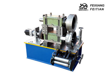 High Speed Metal Hole Punch Machine , Rolling Power Rotary Hole Punching Machine