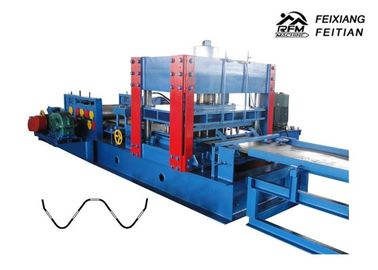 China Professional Highway Guardrail Roll Forming Machine FX 350 For Protection factory