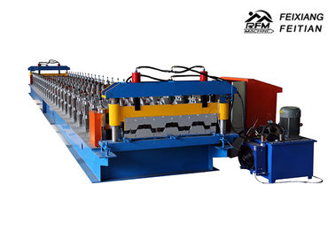 Popular Floor Deck Roll Forming Machine Galvanized Steel Roofing Sheet Making Machine
